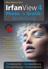Verpackung von IrfanView 4 - Photo & Grafikbearbeitung [PC-Software]