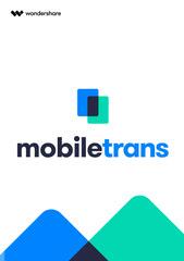 Verpackung von MobileTrans für PC [PC-Software]