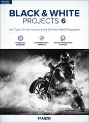 Verpackung von FRANZIS BLACK & WHITE projects 6 [MULTIPLATFORM]