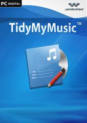 Verpackung von Wondershare TidyMyMusic [PC-Software]