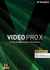 Verpackung von Magix Video Pro X12 [PC-Software]