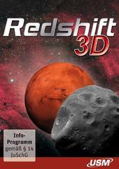 Verpackung von USM Redshift 3D [PC-Software]