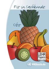 Verpackung von Fit in Sachkunde: Obst [PC-Software]