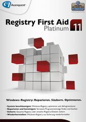 Verpackung von Registry First Aid 11 Platinum [PC-Software]