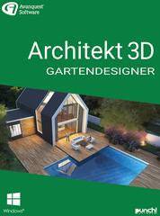 Verpackung von Architekt 3D 21 Gartendesigner [PC-Software]