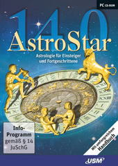 Verpackung von AstroStar 14 [PC-Software]