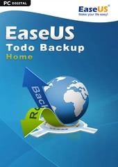 Verpackung von EaseUS Todo Backup Home 13 [PC-Software]