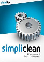 Verpackung von Simplitec Simpliclean 30 Tage Version [PC-Software]
