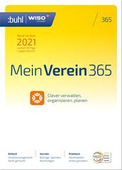 Verpackung von WISO Mein Verein 365 (2021) [PC-Software]