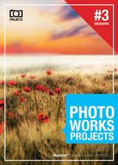 Verpackung von PHOTO WORKS projects 3 elements für PC [PC-Software]