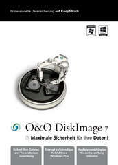 Verpackung von DiskImage 7 Professional Edition 1 PC [PC-Software]