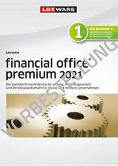 Verpackung von Lexware financial office premium 2022 - Jahresversion (365 Tage) - Vorbestellung [PC-Software]