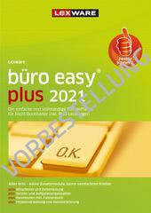 Verpackung von Lexware büro easy plus 2022 - Jahresversion (365 Tage) - Vorbestellung [PC-Software]