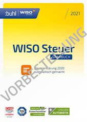Verpackung von WISO Steuer-Sparbuch 2022 (für Steuerjahr 2021) - Vorbestellung [PC-Software]