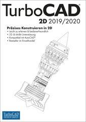 Verpackung von TurboCAD 2D 2019/2020 [PC-Software]