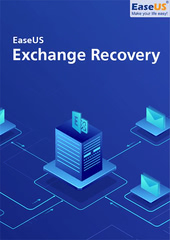 Verpackung von EaseUS Exchange Recovery (Lifetime) [PC-Software]