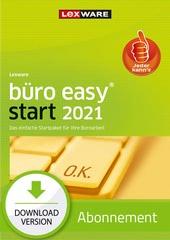 Verpackung von Lexware büro easy start 2021 - Abo Version [PC-Software]
