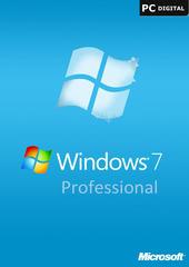 Verpackung von Windows 7 Professional OEM Key (32/64 Bit) [PC-Software]