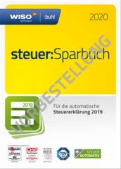 Verpackung von WISO steuer:Sparbuch 2021 (für Steuerjahr 2020) - Vorbestellung [PC-Software]