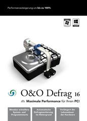 Verpackung von Defrag 16 Professional Edition / 1 PC [PC-Software]