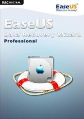 Verpackung von EaseUS Data Recovery Wizard PRO 12.0 für MAC (Mac) [Mac-Software]
