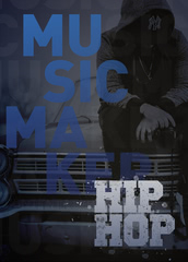 Verpackung von Music Maker 2020 Hip Hop Beat Producer Edition [PC-Software]
