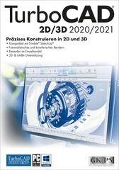 Verpackung von TurboCAD 2D/3D 2020/2021 [PC-Software]