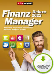 Verpackung von Lexware FinanzManager Deluxe 2022 [PC-Software]