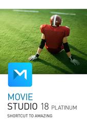 Verpackung von Vegas Movie Studio 18 Platinum [PC-Software]