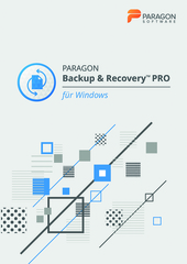 Verpackung von Paragon Backup & Recovery PRO [PC-Software]