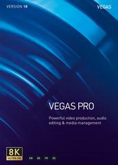 Verpackung von Vegas Pro 18 [PC-Software]