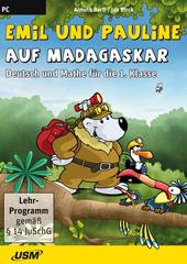 Verpackung von Emil und Pauline auf Madagaskar [PC-Software]