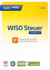 Verpackung von WISO Steuer-Sparbuch 2021 (für Steuerjahr 2020) [PC-Software]
