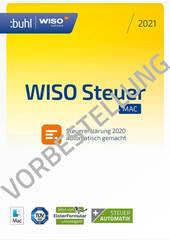 Verpackung von WISO Steuer-Mac 2022 (für Steuerjahr 2021) [Mac-Software]