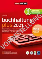 Verpackung von Lexware buchhaltung plus 2022 - Jahresversion (365 Tage) - Vorbestellung [PC-Software]