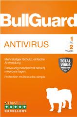 Verpackung von BullGuard Antivirus 1 PC / 24 Monate [PC-Software]
