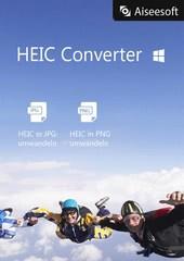 Verpackung von Aiseesoft HEIC Converter für PC [PC-Software]