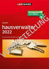Verpackung von Lexware Hausverwalter 2022 [PC-Software]