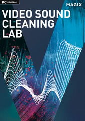Verpackung von Magix Video Sound Cleaning Lab [PC-Software]