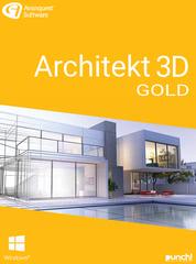 Verpackung von Architekt 3D 21 Gold [PC-Software]