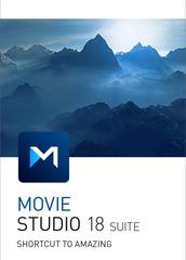 Verpackung von Vegas Movie Studio 18 Suite [PC-Software]