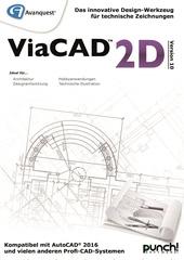 Verpackung von Avanquest ViaCAD 2D Version 10 (Windows) [PC-Software]