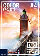 Verpackung von COLOR projects 4 für PC [PC-Software]