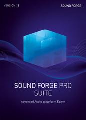 Verpackung von Sound Forge Pro 15 Suite [PC-Software]