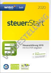 Verpackung von WISO steuer:Start 2021 (für Steuerjahr 2020) - Vorbestellung [PC-Software]