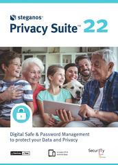 Verpackung von Steganos Privacy Suite 22 - 1 Jahr / 5 Geräte [PC-Software]