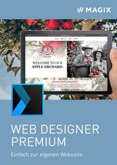 Verpackung von Magix Web Designer (Version 18) Premium [PC-Software]