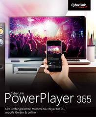 Verpackung von CyberLink PowerPlayer 365 [PC-Software]
