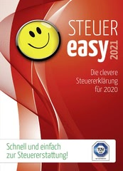 Verpackung von STEUEReasy 2021 (für Steuerjahr 2020) [PC-Software]