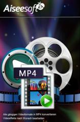 Verpackung von Aiseesoft MP4 Converter for Mac [Mac-Software]